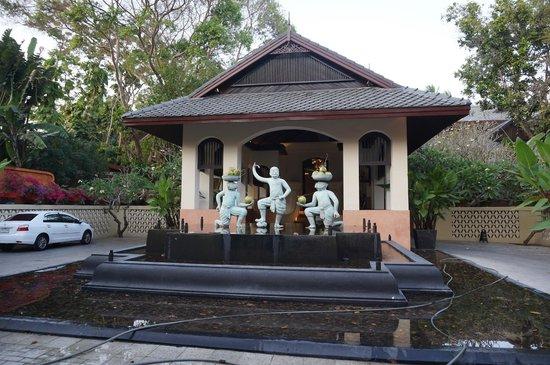 Anantara Bophut Koh Samui Resort : lobby