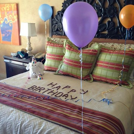 Hilton Los Cabos Beach & Golf Resort: Loved this touch!