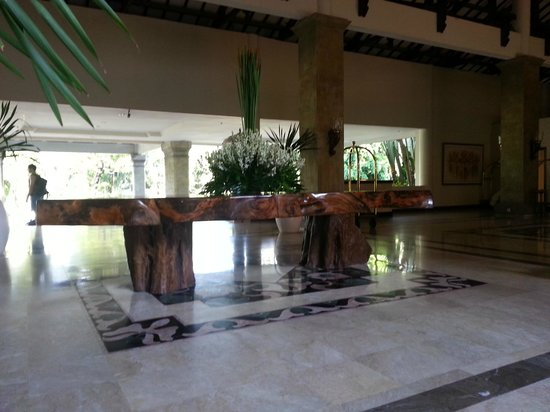 Grand Mirage Resort & Thalasso Spa - Bali : Lobby