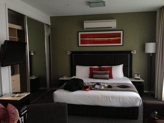 Meriton Serviced Apartments Campbell Street : Room