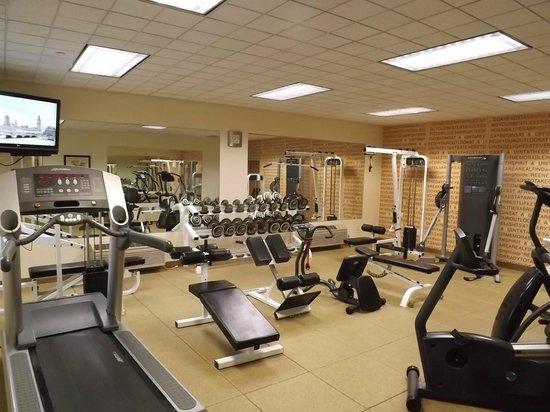 La Quinta Inn & Suites Idaho Falls: Exercise Room/La Quinta