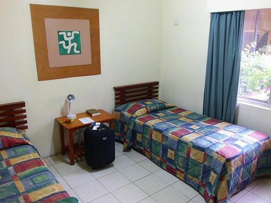 Nadi Bay Resort Hotel: 客室