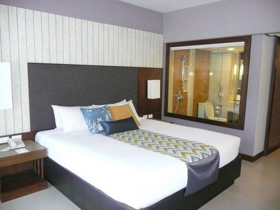 Patong Merlin Hotel: standard room