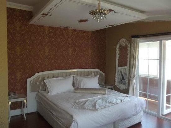 Alyon Hotel: Bedroom
