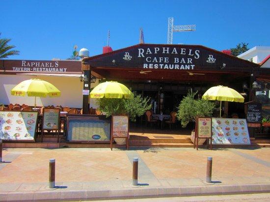 Raphael's Restaurant : Raphaels