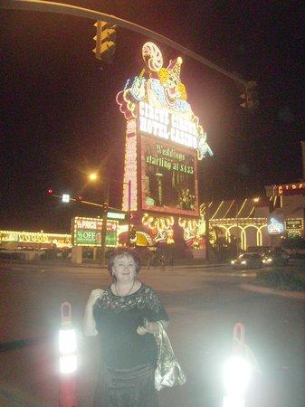Fontaines du Bellagio : Ночной Лас Вегас