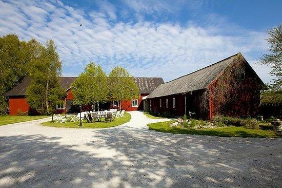 Vastergarn, Σουηδία: Restaurant