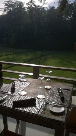 Jiwa Klusa Luxury Villa: Restaurant