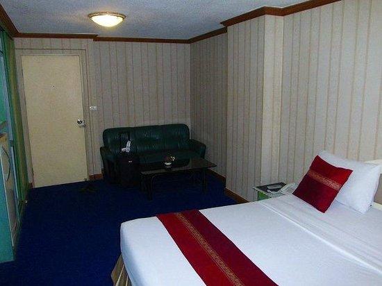 Nasa Vegas Hotel : 客室