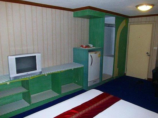 Nasa Vegas Hotel: 客室