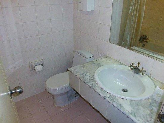 Nasa Vegas Hotel : バスルーム