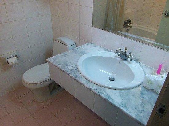 Nasa Vegas Hotel: バスルーム