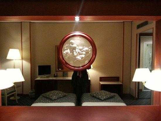 BEST WESTERN CTC Hotel Verona: Letti