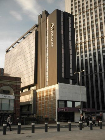 Premier Inn Leeds City Centre (Leeds Arena) Hotel : Ottimo Premier Inn a Leeds !