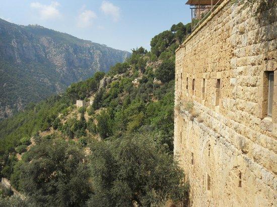 Vallée de Qadisha : qadisha valley