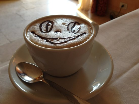 Hotel Borgo Di Cortefreda Relais : Cappuccino