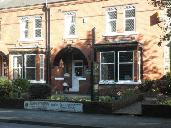 Stanley View Guest House : Buon alloggio a Wakefield !