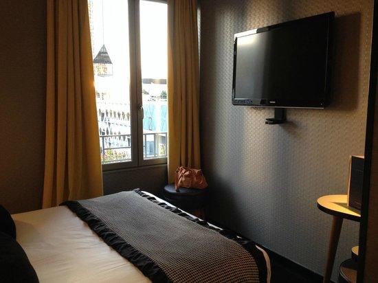 Platine Hotel : chambre