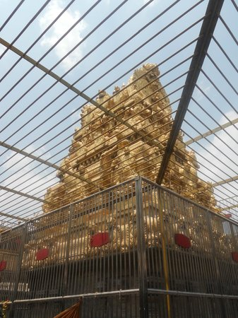 Samayapuram Mariamman temple - 1