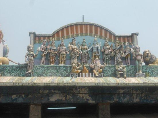 Samayapuram Mariamman temple - 2