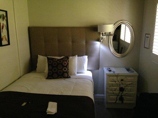 Pleasant Inn : Einzelzimmer