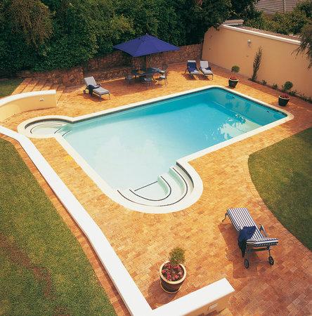 Victoria House: pool