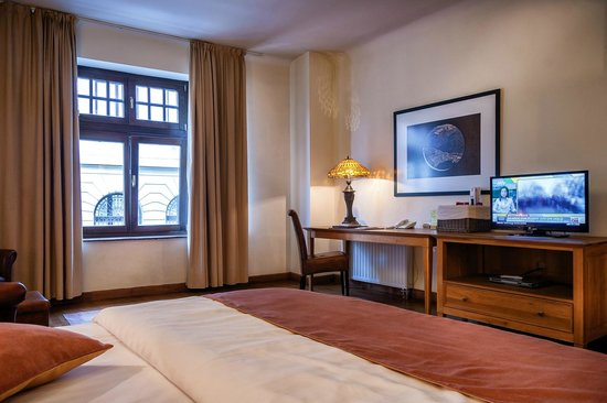 Rembrandt Hotel: Room 61