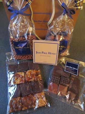Jean-Paul Hévin Chocolatier : JP Hévin chocolates