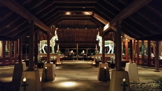 The Datai Langkawi : Lobby entrance