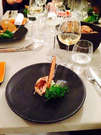 Les Ambassadeurs: Le foie gras de canard