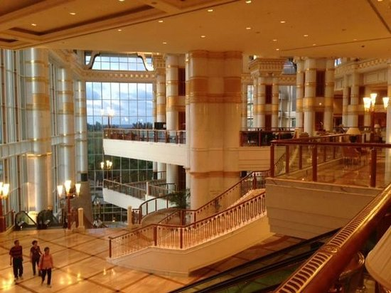 The Empire Hotel & Country Club : Lobby