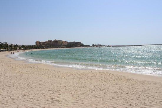 Hilton Ras Al Khaimah Resort & Spa: lovely beach
