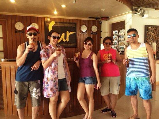 Sur Beach Resort: Summer 2014 at Sur