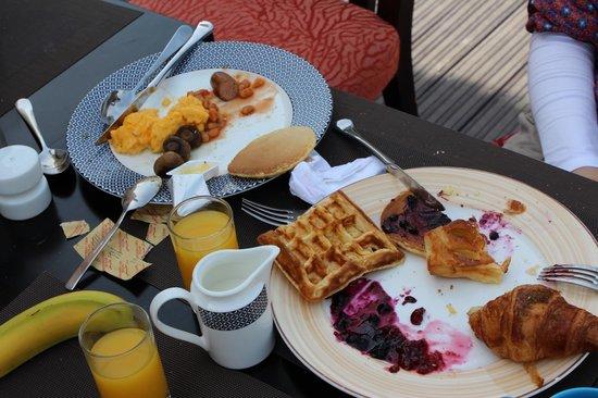 Hilton Ras Al Khaimah Resort & Spa: Great breakfast