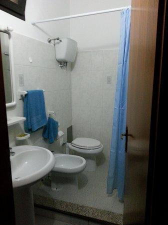 Villaggio Il Gabbiano: bagno