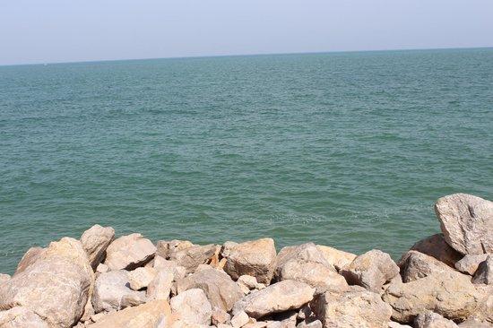 Hilton Ras Al Khaimah Resort & Spa: Arabian Sea view, amazing