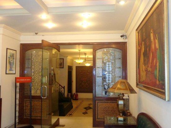 Ambica Palace: Reception