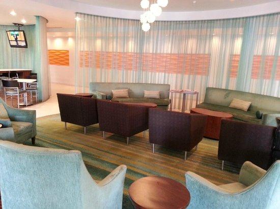 SpringHill Suites Las Vegas Henderson: Lobby