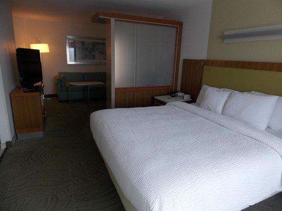 SpringHill Suites Las Vegas Henderson : King Suite