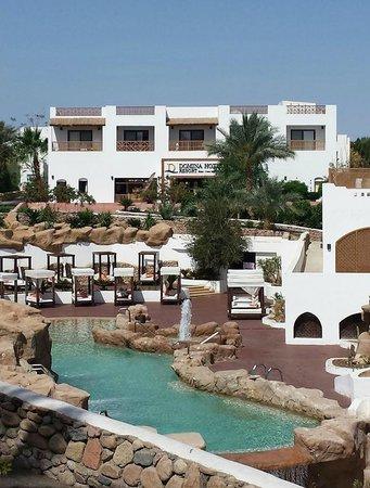 Domina Coral Bay Prestige Hotel: Spa pool