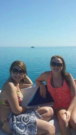 Domina Coral Bay Prestige Hotel: Boat trip
