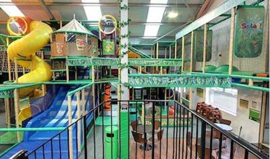 Skelmersdale, UK: Main Play Area