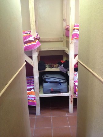 Clarens Inn & Backpackers: Fire hazard 101