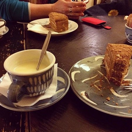 Personal Prague Guide -Day Tours : Hot Chocolate