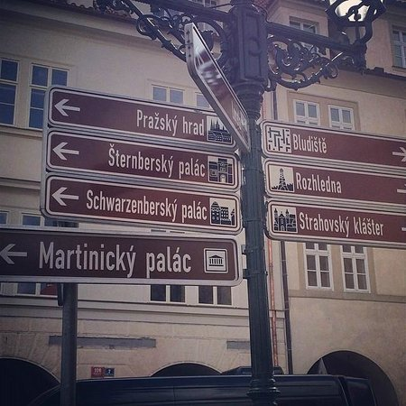 Personal Prague Guide - Private Tours: Signs