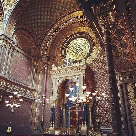 Personal Prague Guide - Private Tours: Spanish Synagogue