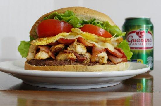 X Burger House