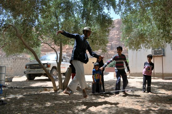 Sunrise Camp - Ali Hamad Zalabia: ali our guide