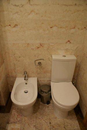 Vitoria Village: baño