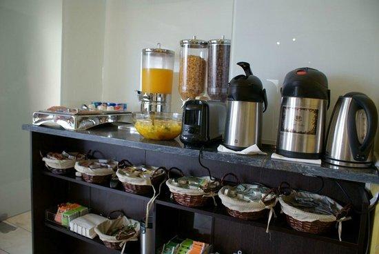 Vitoria Village: desayuno